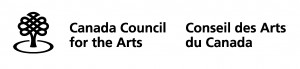 Canada Council for the Arts. Conseil des arts du Canada.