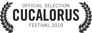 Laurel logo. Text reads: Official Selection Cucalorus Festival 2019.